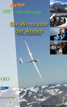 "GEO TV-feature ""Wave Riders of the Andes"""
